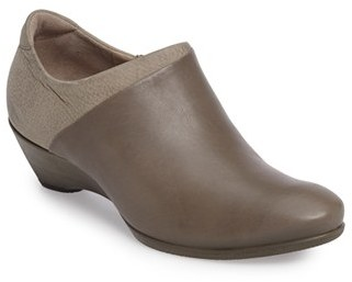 Women's Ecco 'Sculpted 45' Wedge Bootie $149.95 thestylecure.com