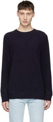 A.P.C. Blue Jeremie Sweatshirt