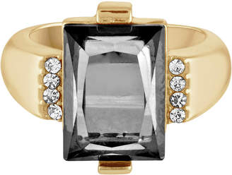 Rachel Roy Gold-Tone Color Stone Ring
