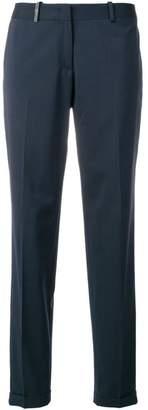 Fabiana Filippi high waisted pleated trousers