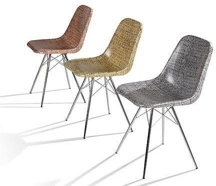 XO - 'couture' chair by philippe starck for xo
