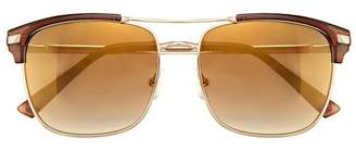 Vince Camuto Brow Bar Square Sunglasses
