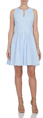 Women's Cece Fil Coupe Fit & Flare Dress $139 thestylecure.com