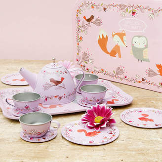 Jonny's Sister Personalised Children's Tea Party Set