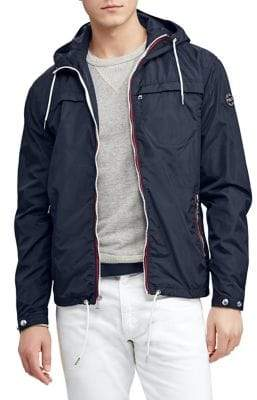 ... Polo Ralph Lauren Men s Packable Hooded Jacket - Aviator Navy - Size XL 018980338a