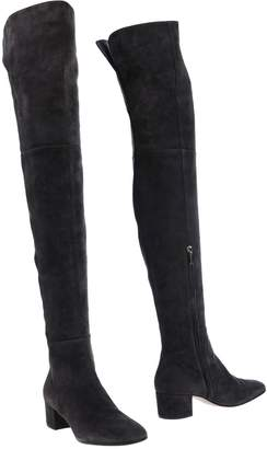 0683e1dd98b Gianvito Rossi Gray Women s Boots on Sale - ShopStyle