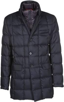 Fay Blazer Collar Padded Jacket