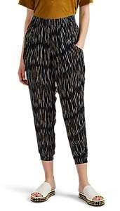 IRO Women's Calder Striped Chiffon Pants Size 40