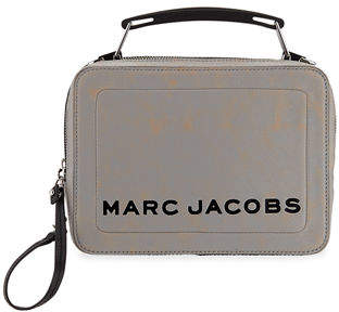 Marc Jacobs The Box Distressed Crossbody Bag