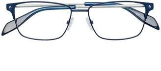 Alexander McQueen Eyewear square frame glasses