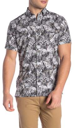 91f5f1c25 WALLIN & BROS Hawaiian Short Sleeve Performance Fit Shirt