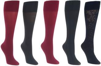 Legacy Set of Five Signature Trouser Socks