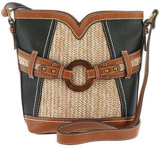 BOC Nayarit Straw Crossbody Bag $44.95 thestylecure.com