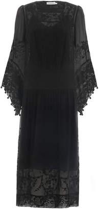 Zimmermann Tempest Smock Midi Dress