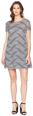 M Missoni Sea Wave Knit Dress Women's Dress