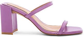 Jaggar Square Heel