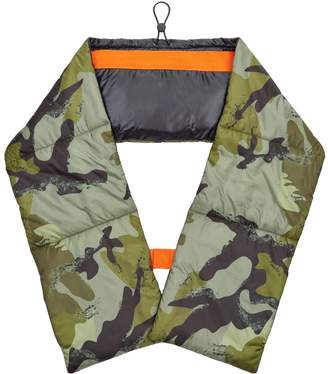 Letasca Camouflage Padded Scarf