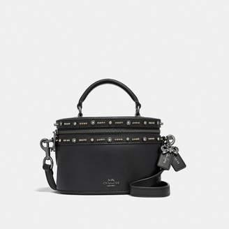 Coach Selena Trail Bag With Crystal Embellishment