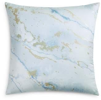 "Oake Marble Foil Decorative Pillow, 22"" x 22"" - 100% Exclusive"