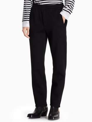 Calvin Klein modal logo knit pants