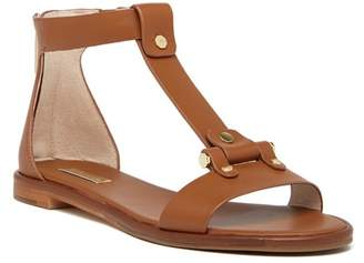 Louise et Cie Citrona T-Strap Leather Sandal