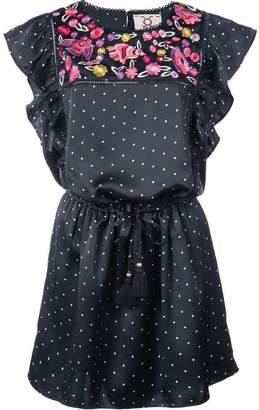 Figue Theresa polka-dot dress