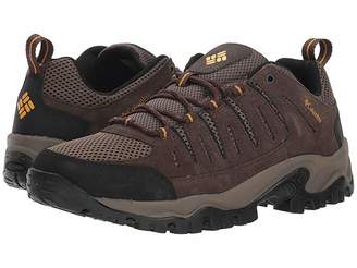 Columbia Lakeviewtm II Low Wide Men's Hiking Boots