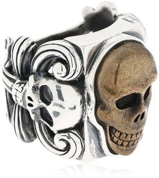 Liberty Vintage Skull Ring