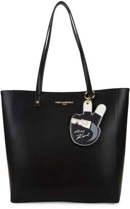 Karl Lagerfeld Paris Amour Magnetic-Snap Tote
