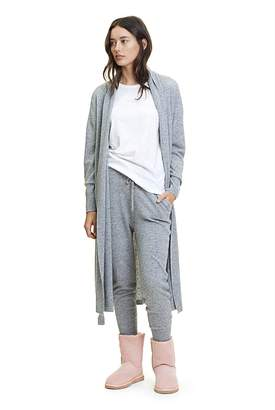 Country Road Nep Knit Lounge Robe