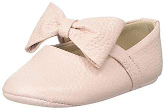 Elephantito Girls' Ballerina Baby with Bow-K Crib Shoe