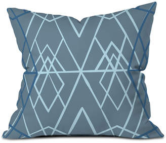 Deny Designs Mareike Boehmer Geometric Sketches 1 Throw Pillow