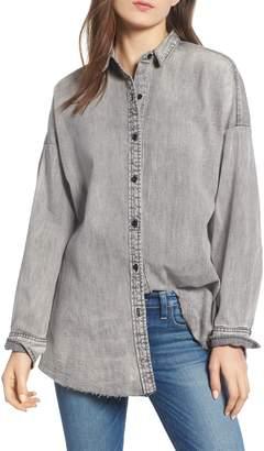 Hudson Jeans Denim Shirt