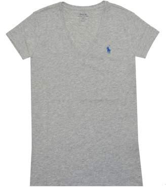 Ralph Lauren Women's Sport V-Neck T-Shirt (L, )