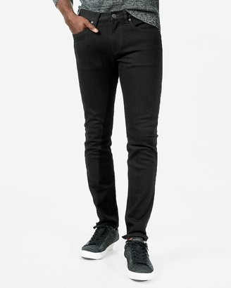 Express Skinny Black 365 Comfort 4 Way Stretch Jeans