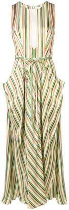 3.1 Phillip Lim striped sleeveless dress