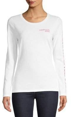Calvin Klein Jeans Graphic Logo Tee