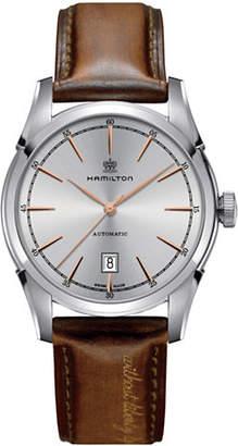 Hamilton Mens Timeless Classic 42mm Automatic H42415551