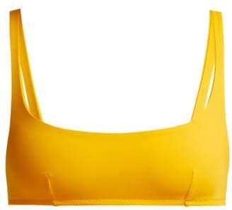 Araks Quinn Bikini Top - Womens - Yellow