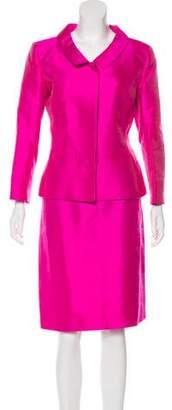 Oscar de la Renta Knee-Length Skit Suit