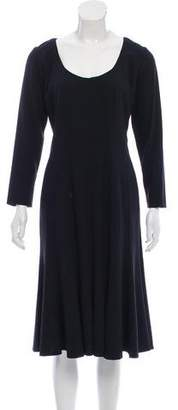 Ralph Lauren Wool A-Line Dress
