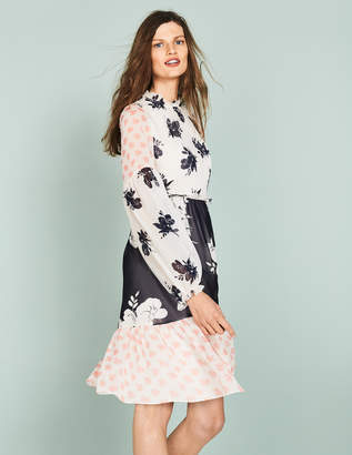 Boden Jemima Ruffle Dress