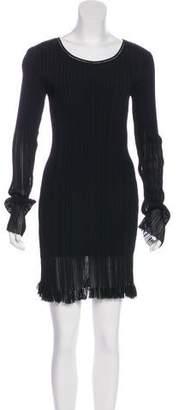 Balenciaga Long Sleeve Mini Dress w/ Tags