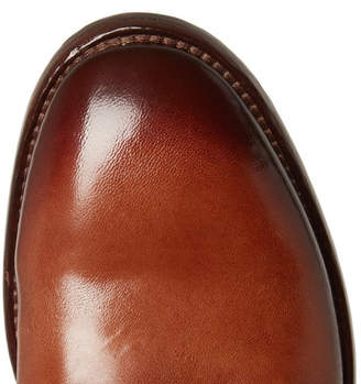 Clarks Edward Plain, Derbys Homme, Marron (British Tan Leather ), 45 EU