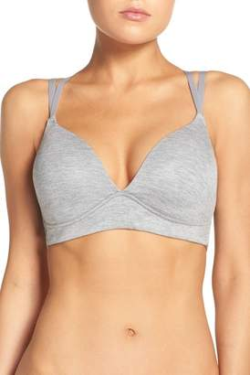 Honeydew Intimates Ahna Wireless Plunge Bra