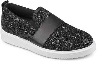 Journee Collection Luster Slip-On Sneaker - Women's