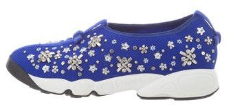 Christian Dior Fushion Embellished Sneakers