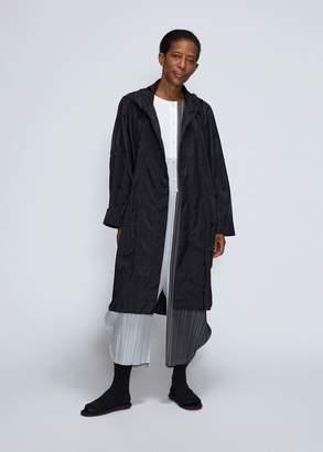 Issey Miyake Sheer Coat