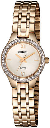 Citizen Ladies Rose Gold Watch EJ6143-59A