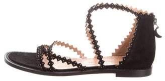 Alexa Wagner Gerda Studded Sandals